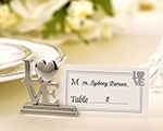 Place Card Holders & Frames