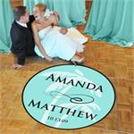 Wedding Dance Floor Decals